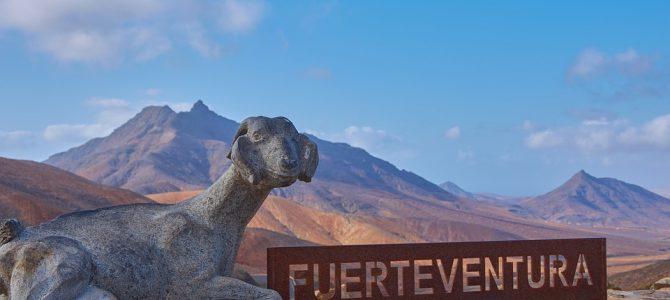 Sehenswürdigkeiten in Fuerteventura