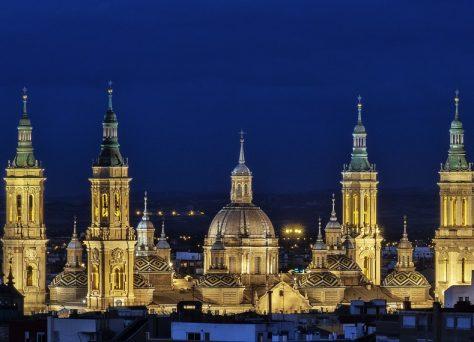 Saragossa sehenswurdigkeiten