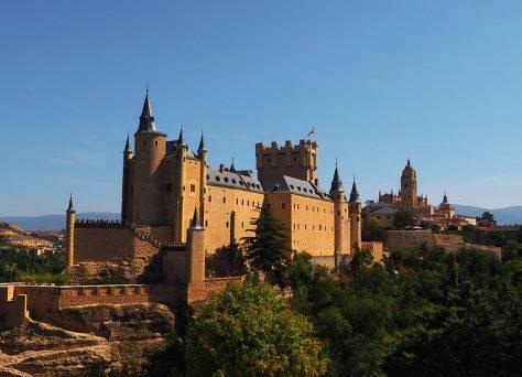 Segovia Sehenswürdigkeiten