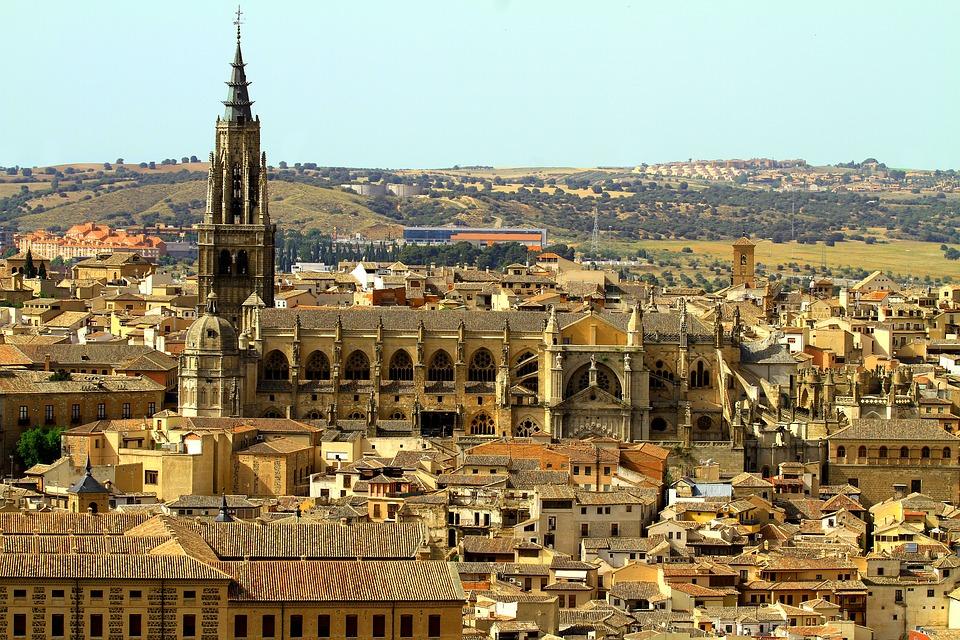 Toledo sehenswurdigkeiten