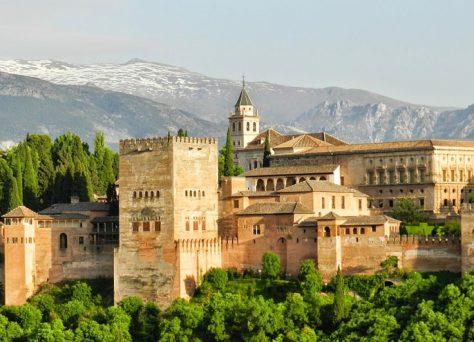 Andalusien Sehenswürdigkeiten