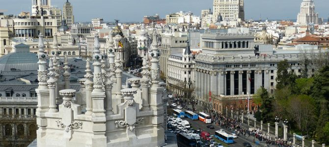 Was zu sehen in Madrid