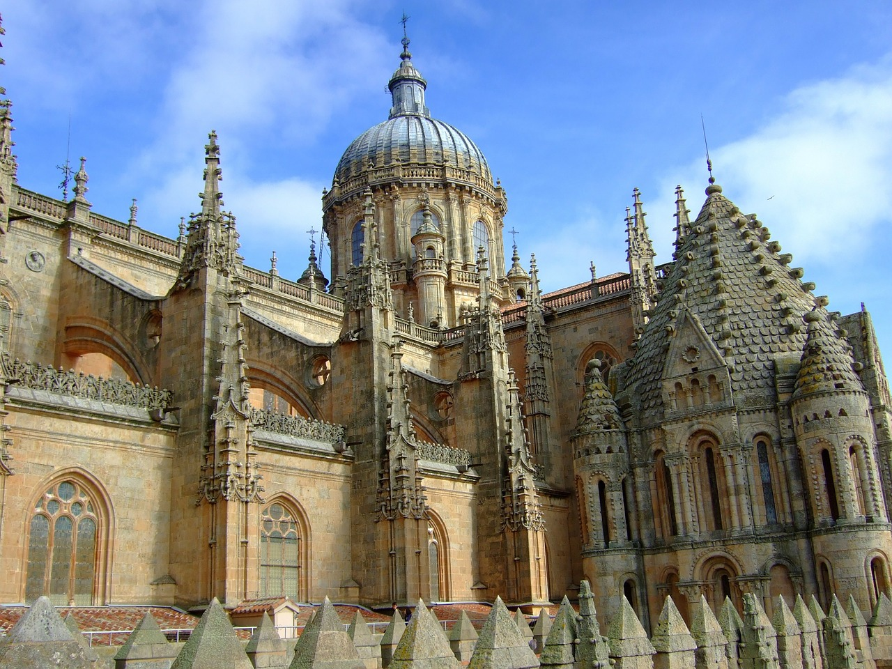 Salamanca Sehenswürdigkeit