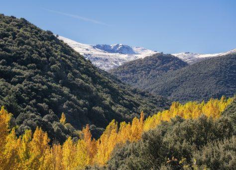 Sierra Nevada Sehenswürdigkeiten
